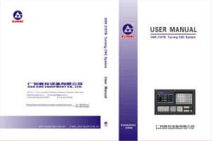 GSK218TB Turning CNC System User Manual