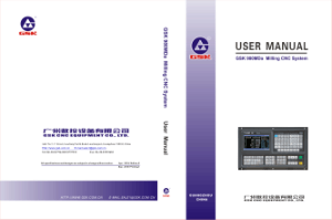 GSK980MDa Milling CNC System User Manual
