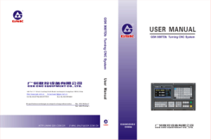 GSK980TDb Turning CNC System User Manual