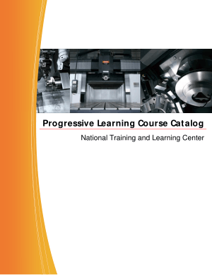 Mazak Progressive Learning Catalog