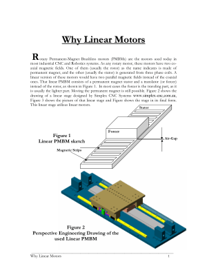 Why Linear Motors