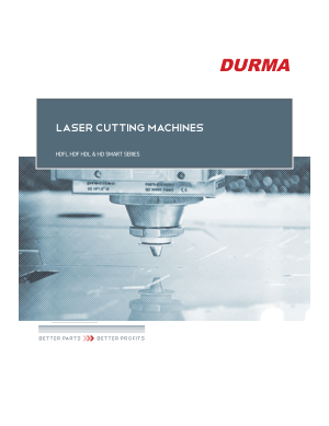 Durma LASER CUTTING MACHINES