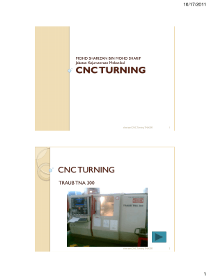 CNCTURNING