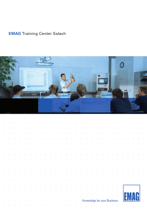 EMAG Training Center Salach