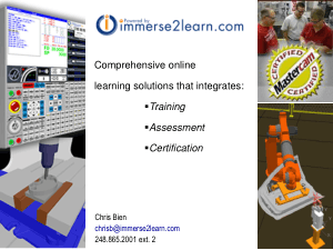 Immerse 2 learn