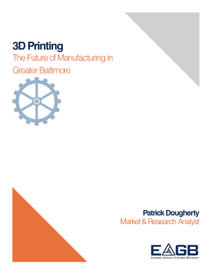 3D Printing Future of Manufacturing