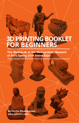 3D Printing Booklet for Beginners