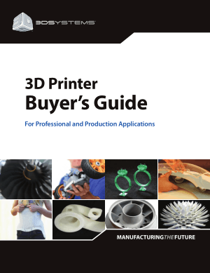 3D Printer Buyer Guide