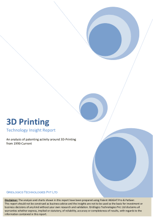 3D Printing Technology Insight Report
