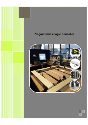 Programmable Logic Controller (PLC) Intro