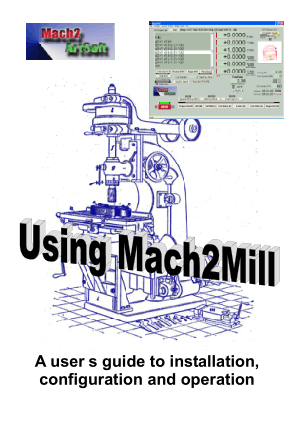 Mach3 Manuals User Guides Page 2 - CNC Manual