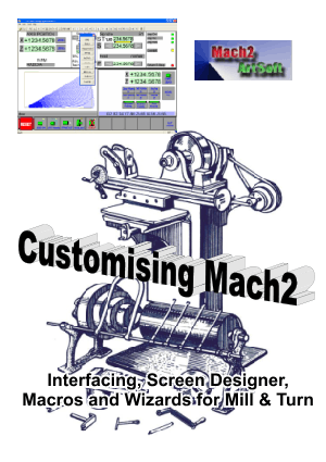 Mach2 CNC Customisation Guide