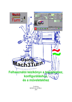 Mach3Turn Hungarian Manual