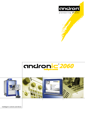 Andronic 2060 Technical Data