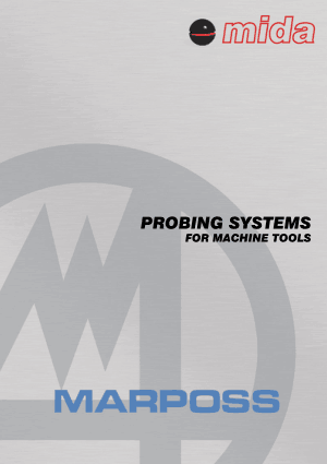 Marposs Mida Probing Systems