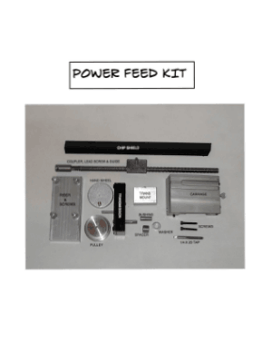 Taig Power Feed Kit Instructions