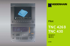 Heidenhain TNC 430 Pilot Manual