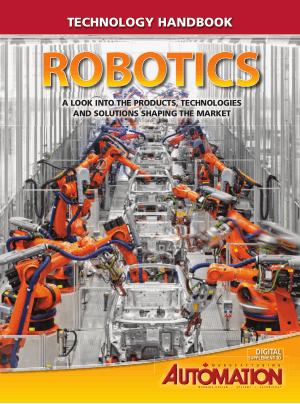 Robotics Technology Handbook