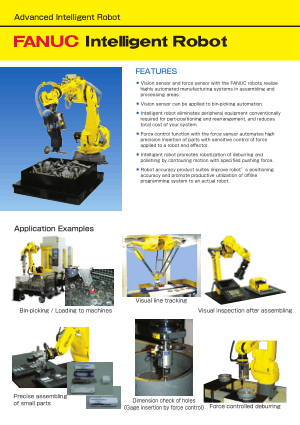 Fanuc Intelligent Robot