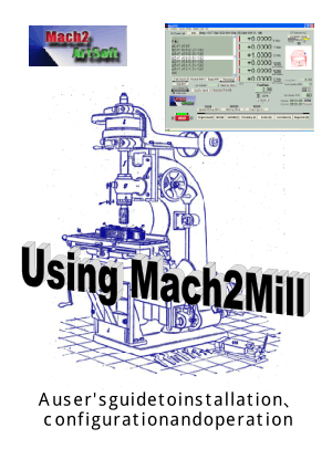 Mach3 Manuals User Guides - CNC Manual