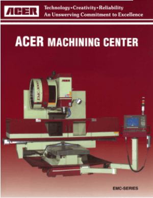 ACER Machining Centers EMC-Series