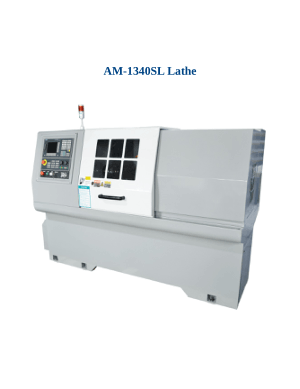 AM-1420 1440 CNC Lathe – Features