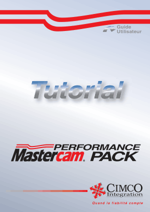 Tutorial Pack Performance UGV Mastercam