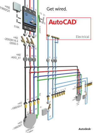 AutoCAD Electrical Get wired