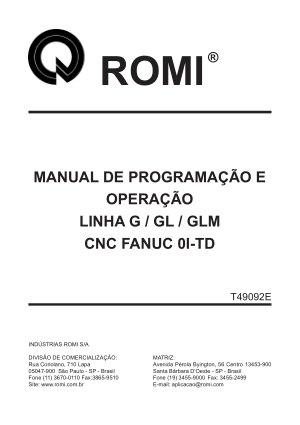 romi manuals user guides cnc manual rh cncmanual com manual torno romi s30b manual torno romi s30b