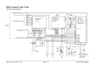 emco compact 5 cnc electrical wiring diagram pdf cnc manual rh cncmanual com CNC Stepper Motor Circuit Diagram CNC Router Diagram