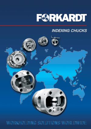 Forkardt Indexing Chucks Catalog