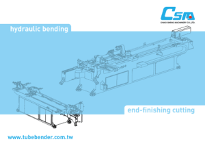CSM Hydraulic Bending Catalogue