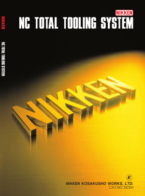 Nikken NC Total Tooling System Catalog