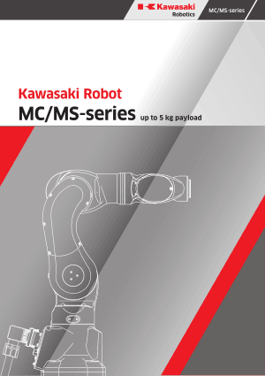 Kawasaki Robot MC MS-series