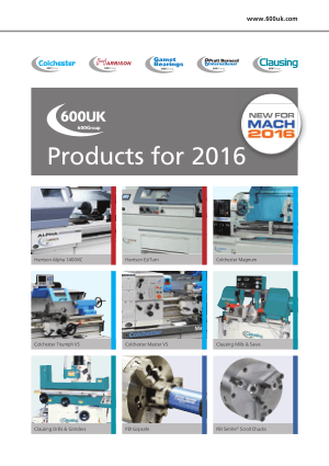 600 UK Products for 2016