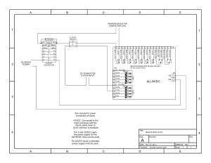 ALLIN1DC Basic E-Stop Circuit Schematic