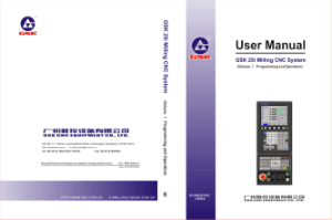 GSK25i CNC Milling Programming Manual