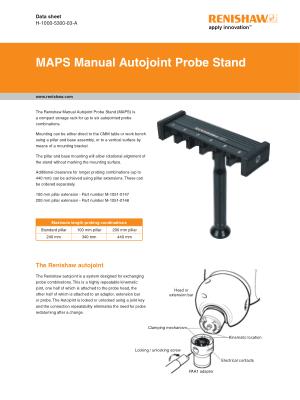 Pdf manual for Renishaw probes