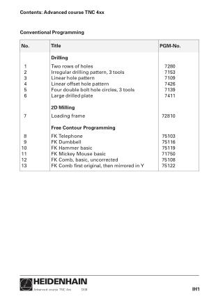 Siemens Cnc Parameter manual