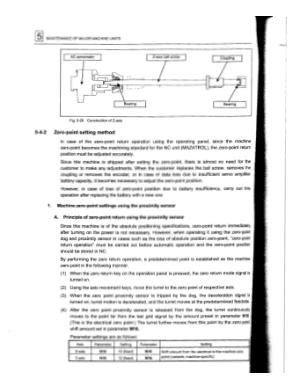 Mazak m32 Programming Manual