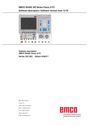 Fanuc 10m manual download